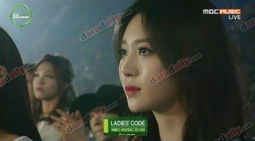K-Pop MelOn Ladies Code