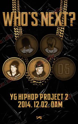 YG Master Wu Bobby