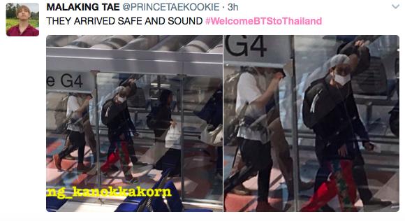 #welcomebtstothailandอาร์มี่ไทย  ไอดอลเกาหลี BTS คอนเสิร์ต