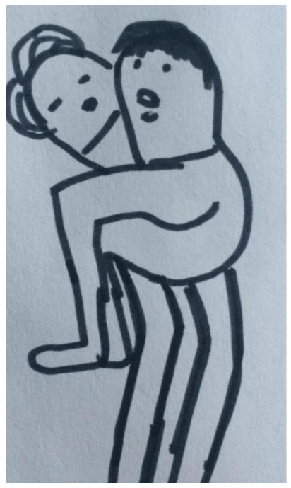 exo ภาพล้อเลียน ภาพวาด แฟนคลับ เอ็กโซแอล