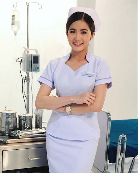 มายด์วิรพร iseeyoutheseries ซีรีส์ผี เจอผีในกองละคร พยาบาลนิว พยาบาลพิเศษเคสพิศวง