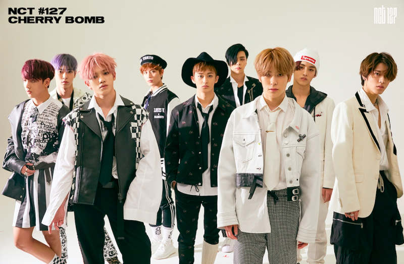 NCT 127ปล่อย มินิอัลบั้ม ชุดที่ 3 พร้อม เพลง เปิดตัว Cherry Bomb