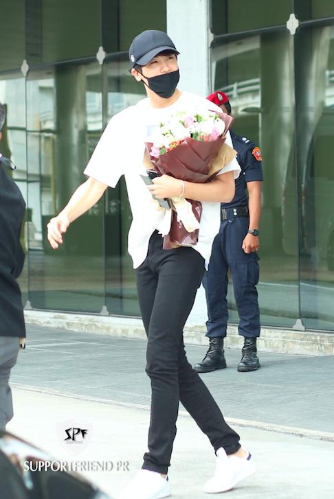 พัคฮยองชิก แลนด์ดิ้งถึงไทยพร้อมเอาใจแฟนๆ แล้ว
