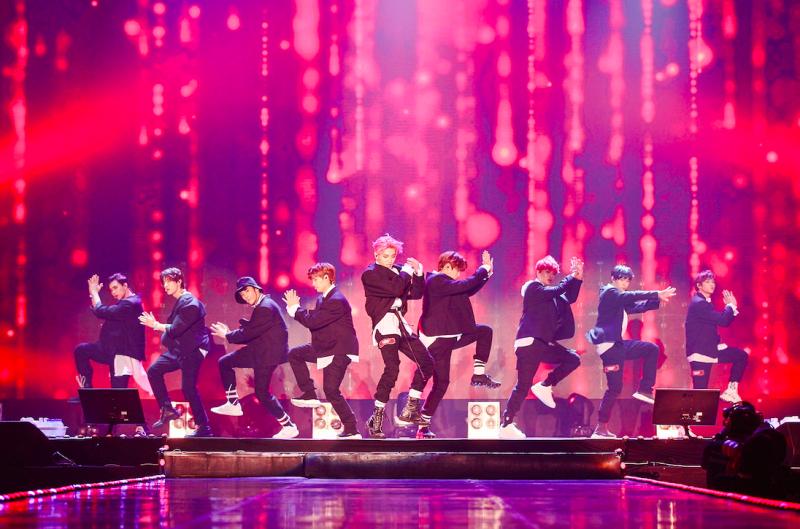 NCT 127 แฟนมีตติ้งครั้งแรกในไทย ไอดอลเกาหลี