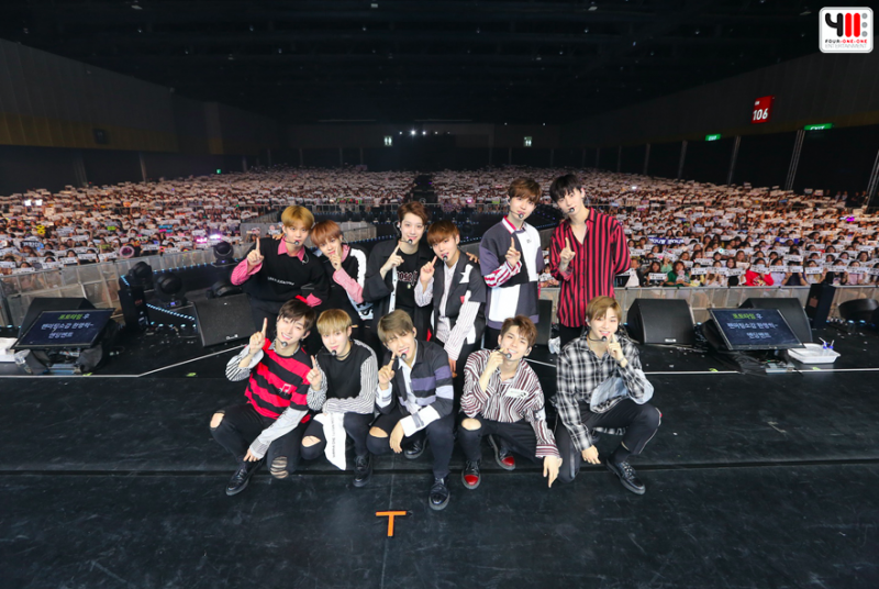 WANNA ONE 1st Fan Meeting