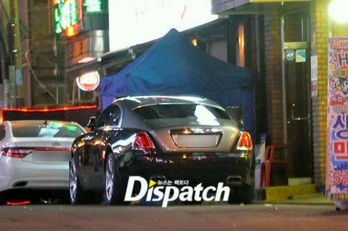 ไอดอลเกาหลี รถหรู หายาก kpop