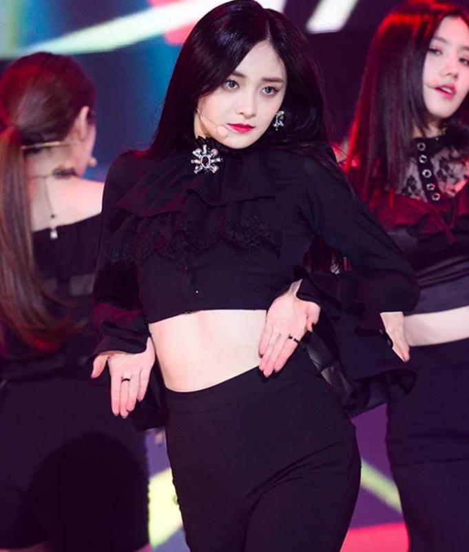 ไอดอล เกาหลี สายแดนซ์ เต้น kpop