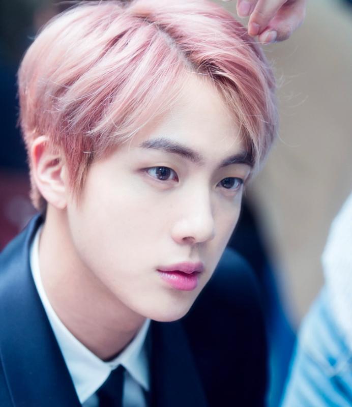 Jin วง BTS