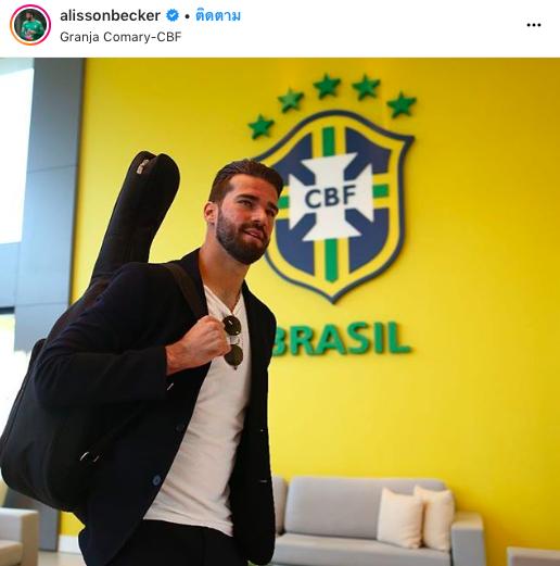 นักบอล นักเตะ ฟุตบอลโลก นักบอลหล่อบอกต่อด้วย ทีมชาติบราซิล