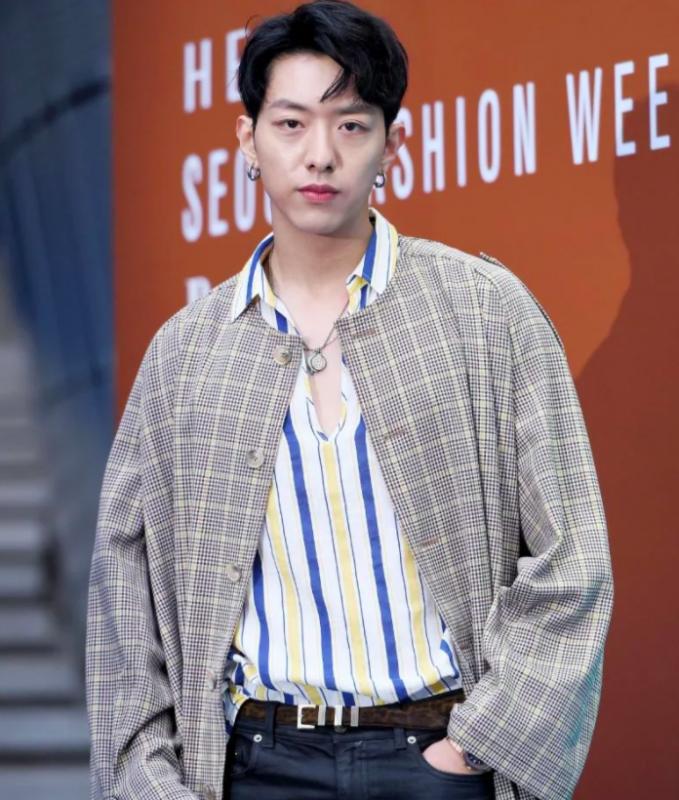 Kang Minhyuk Lee Jungshin เข้ากรม