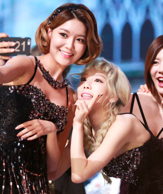 Girls Generation subunit SM