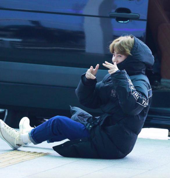 Suho วง EXO โชว์ ไอดอลเกาหลี เพลงเกาหลี