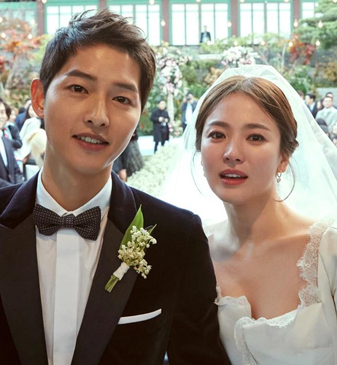Song Hye Kyo ชีวิตหลังแต่งงาน แต่งงาน