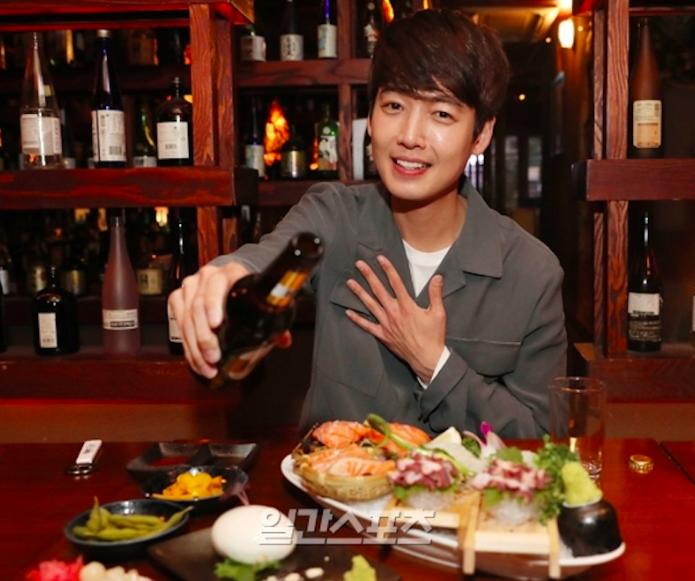 Jung Kyung Ho แต่งงาน Sooyoung