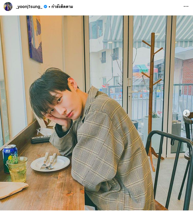 Yoon JiSung WelcomeYoonJiSungtoThailand YOONJISUNG1stFANMEETINGinBK