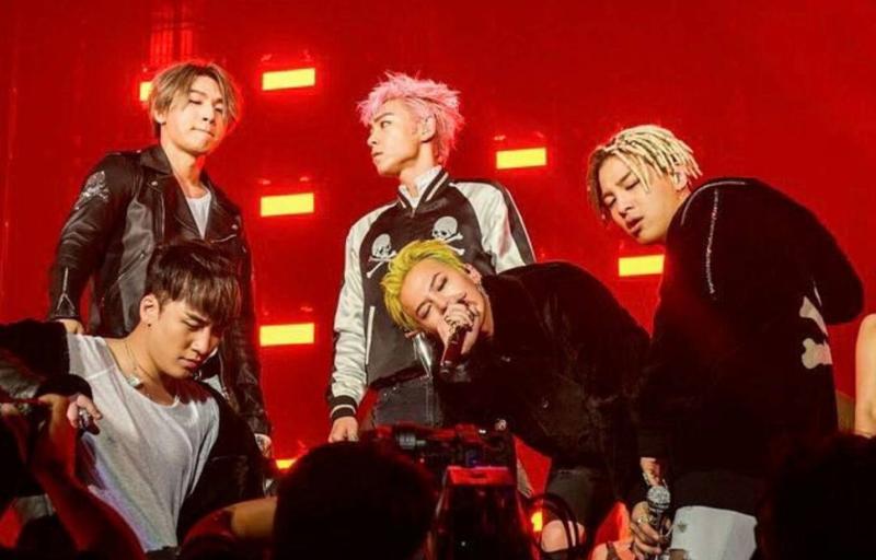 Big Bang คัมแบ็ค ขึ้นคอนเสิร์ต