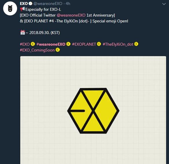 EXOL EXO WeAreOneEXO EXOPLANET