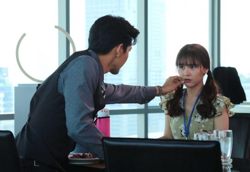รักนี้เจ้านายจอง พุฒ ออม