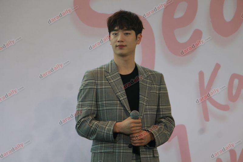 Seo Kang Jun  TO ME TO YOU WITH LOVE มีตติ้ง