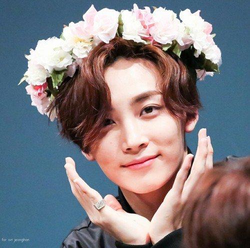Jeonghan วง Seventeen