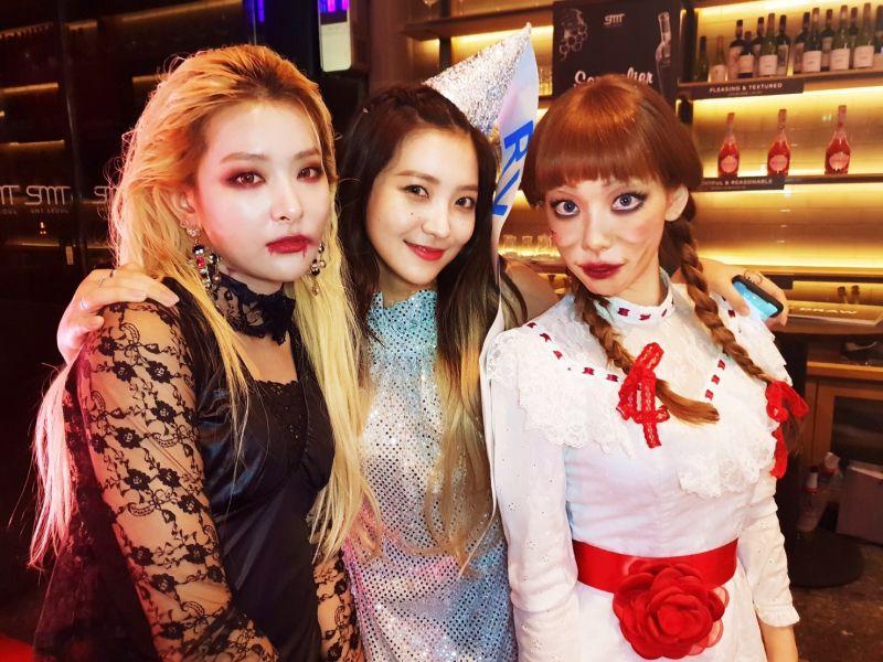 แฟนตาซี วันฮาโลวีน halloween SMTown