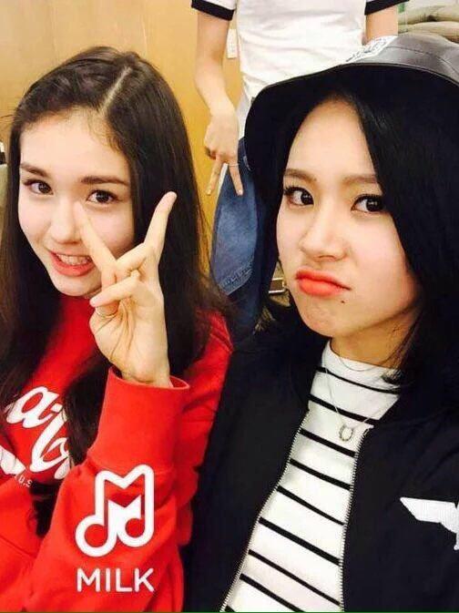 ไอดอลสาว เพื่อนสนิท  K-Pop ไอดอลเกาหลี โปรโมทเพลง บันเทิงเกาหลี