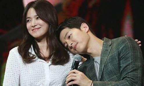 songsongcouple Song Joong Ki ผลงาน แต่งงาน descendants of the sun