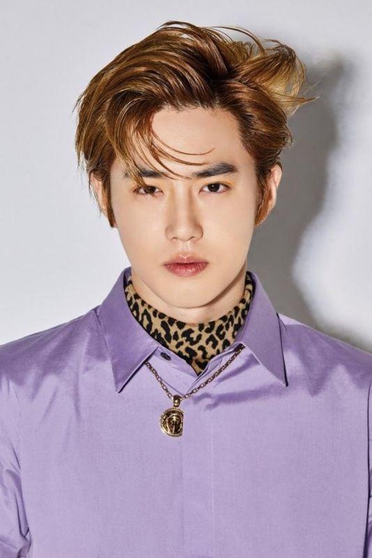 Suho วง EXO