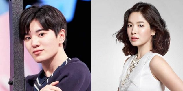 Sungjong  Song Hye Kyo