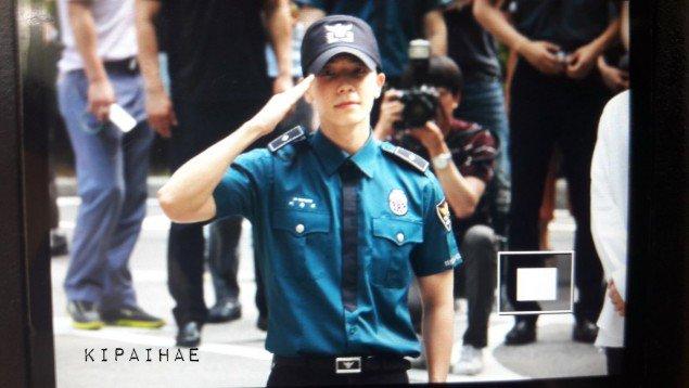 ต้อนรับ Donghae กลับบ้านกับ #WelcomeBackDonghae