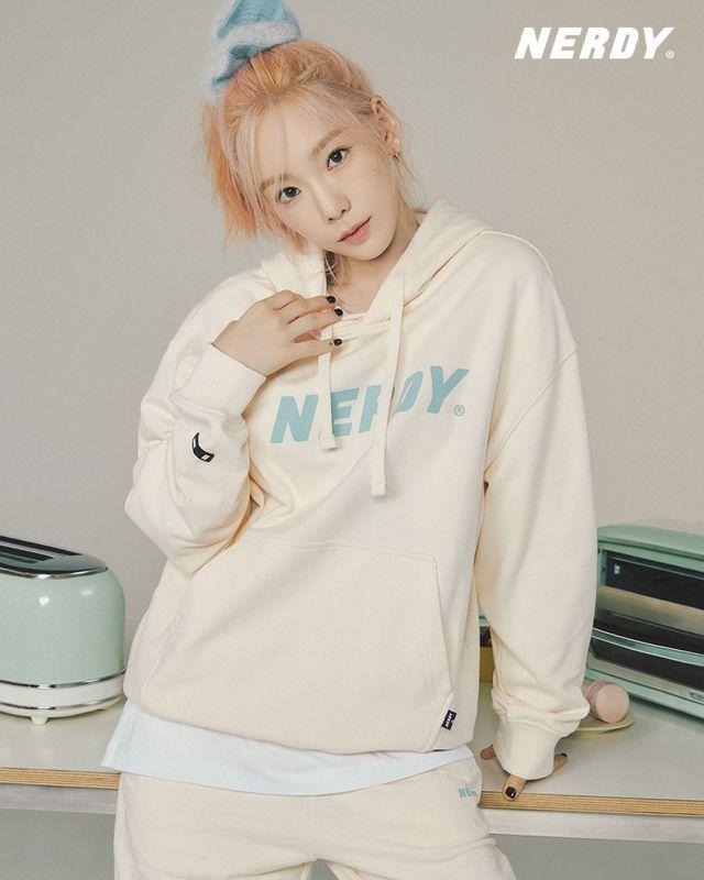 แทยอน NERDY K-POP SM Entertainment เกิร์ลกรุ๊ป