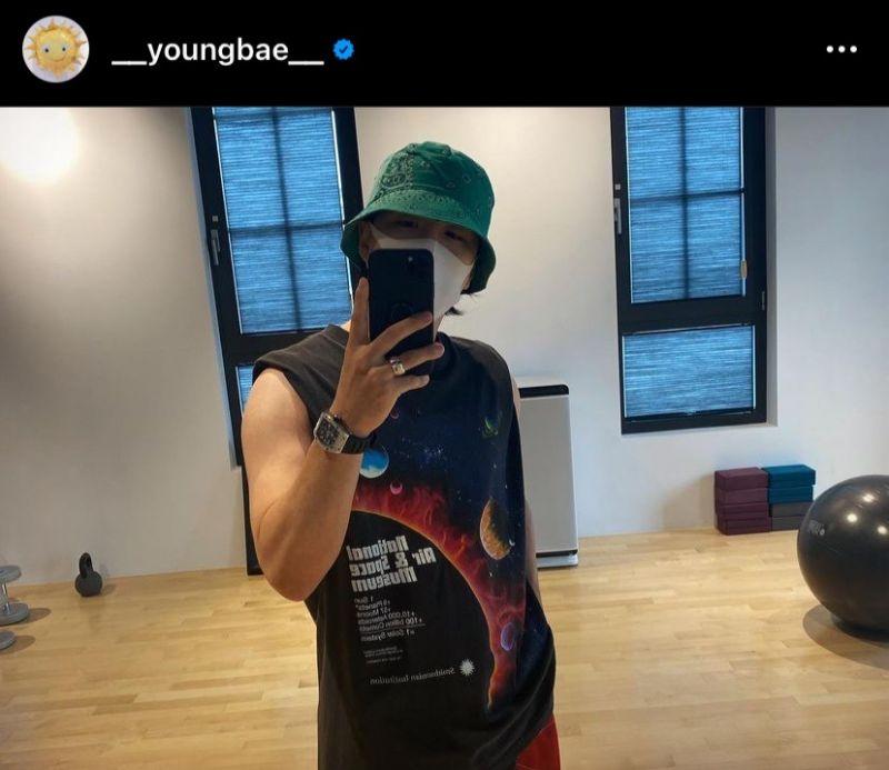 แทยัง BIGBANG มินฮโยริน ทายาทซุปตาร์