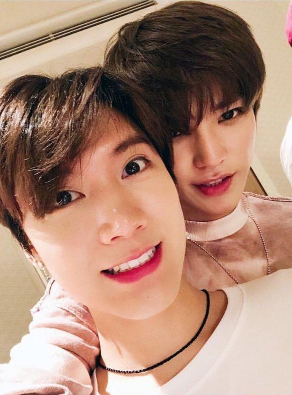 TEN NCT happytenday idol wayv