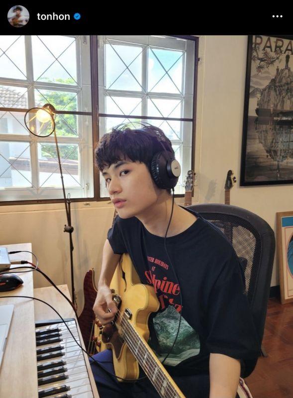 อนุทิน ต้นหน ตันติเวชกุล นักแสดงชาย นักดนตรี