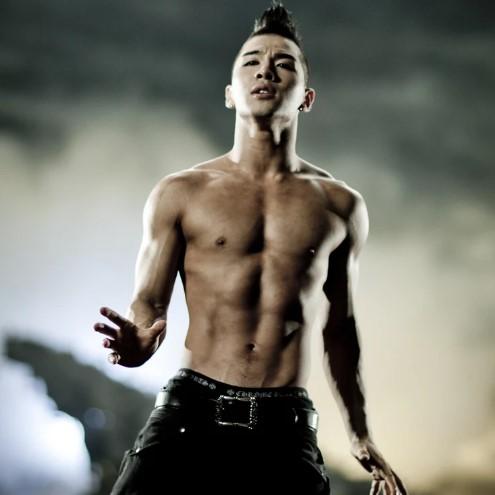 NichKhun Jackson Kai Taeyang ฮอต หุ่นดี หล่อ ไอดอล kpop