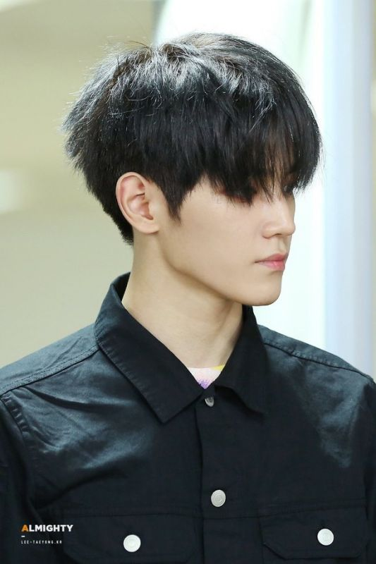 โครงหน้า Taeyong NCT127 ศิลปินฮอต ไอดอลเกาหลี ใบหน้าเรียว หน้าตาดี