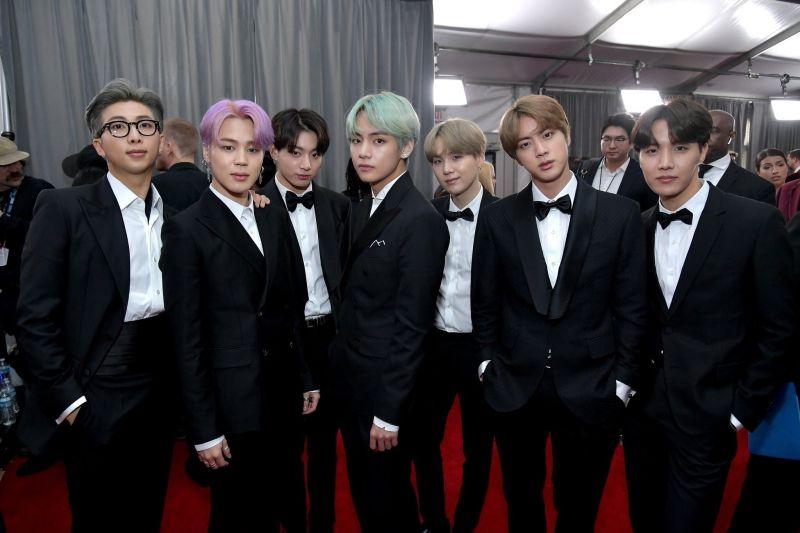 #TearItUpBTS BTS ARMY Grammy Awards