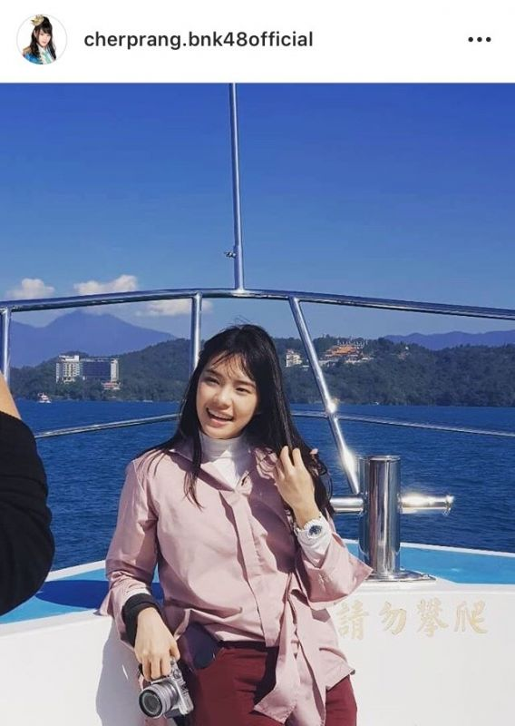 นักแสดง  GDH เที่ยว ทริป เช็คอิน ไต้หวัน