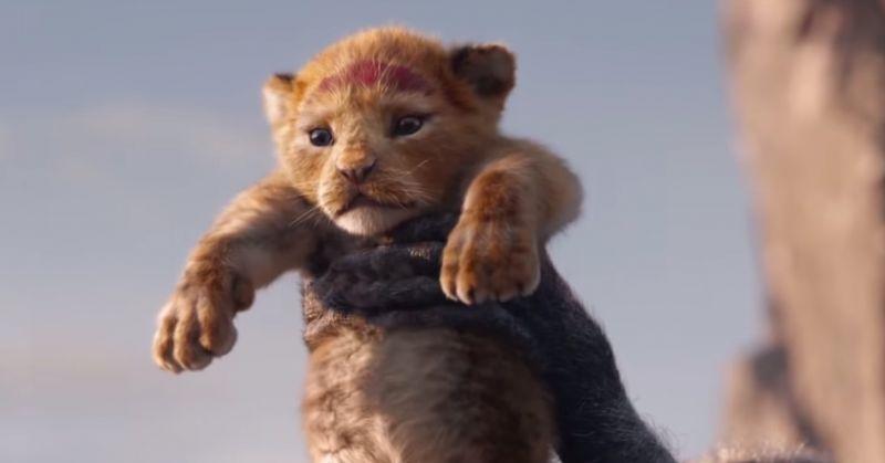 The Lion King หนัง การ์ตูน