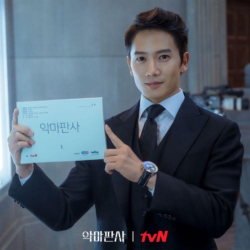The Devil Judge tvN ซีรีส์เกาหลี