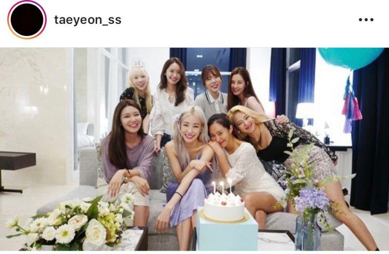 Tiffany วันเกิด SNSD รวมตัว GG4EVA