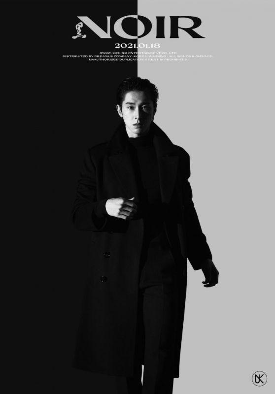 ยุนโฮ TVXQ Thank U NOIR