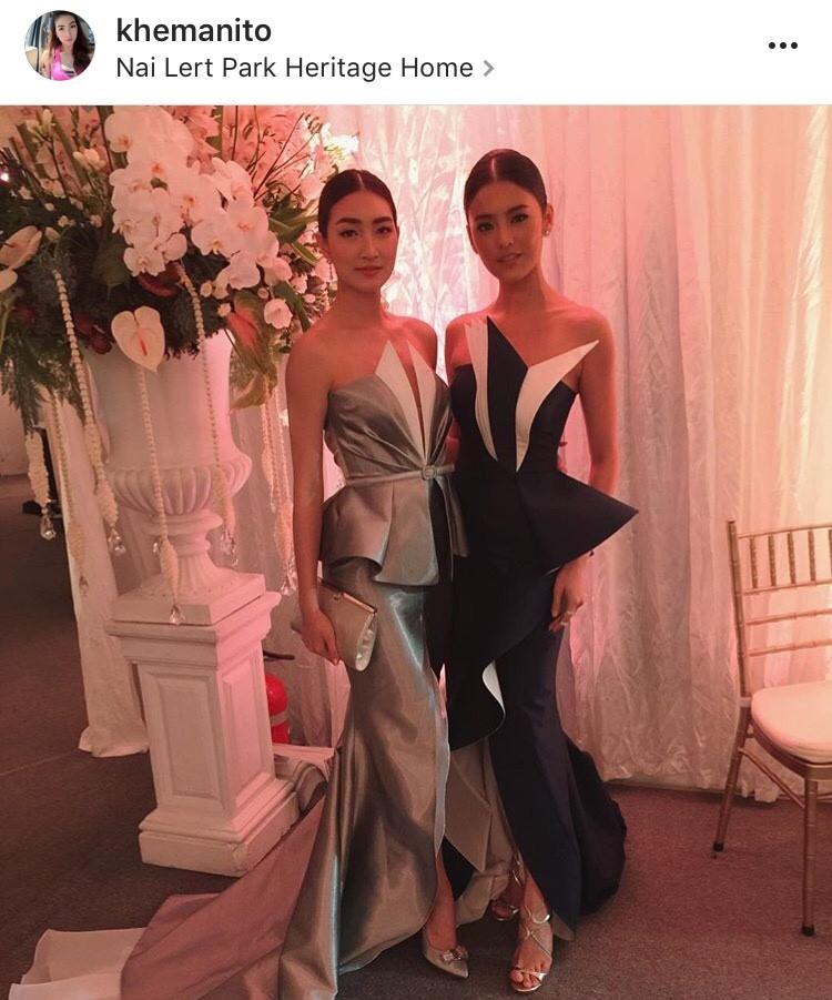 แฟชั่น #voguegala2016 ดาราดัง Vogue Gala บันเทิง นักแสดง นิตยสารโว้ก แฟชั่นชั้นนำ
