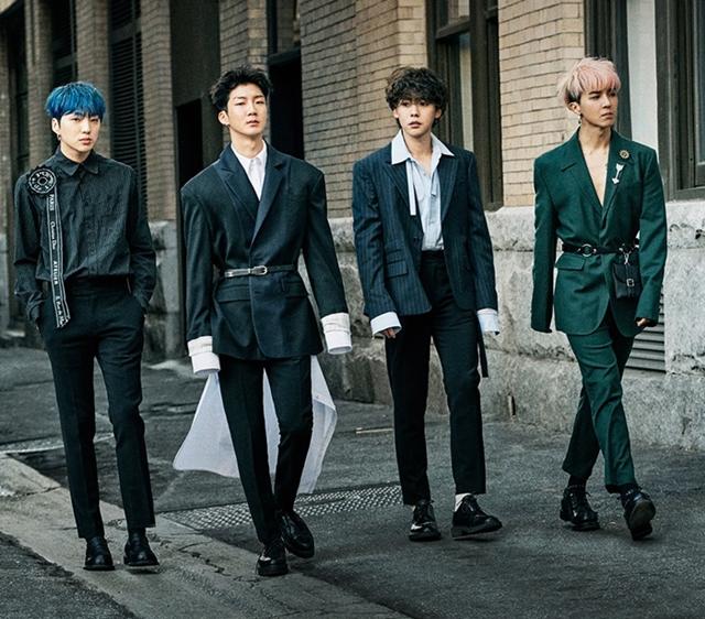 ไอดอล เกาหลี K-Pop Bigbang wannaone TVXQ