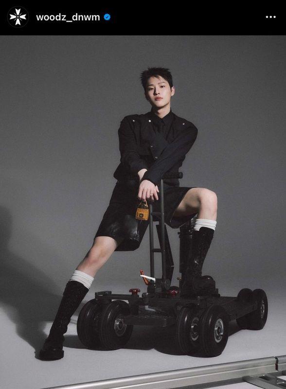 WOODZ โชซึงยอน Produce X 101 K-POP