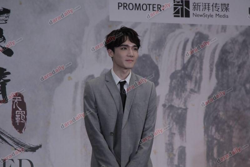 TheUntamedfanmeetinginThailand wangyibo XiaoZhan