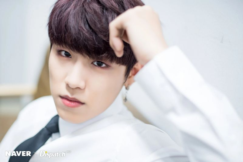 Woojin (Wanna One)