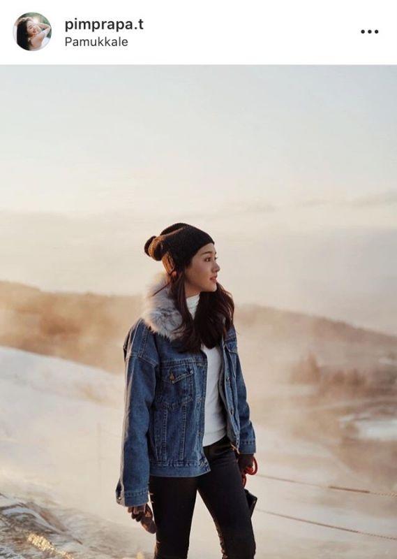 แฟชั่น หน้าหนาว เสื้อผ้า คอสตูม หมวก ดารา