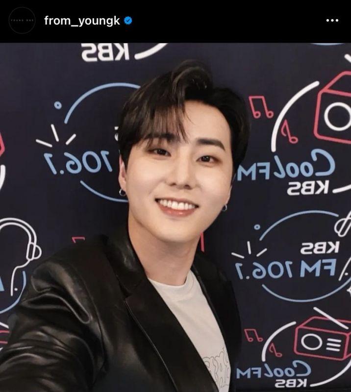 ยองเค DAY6 JYP Entertainment เข้ากรม