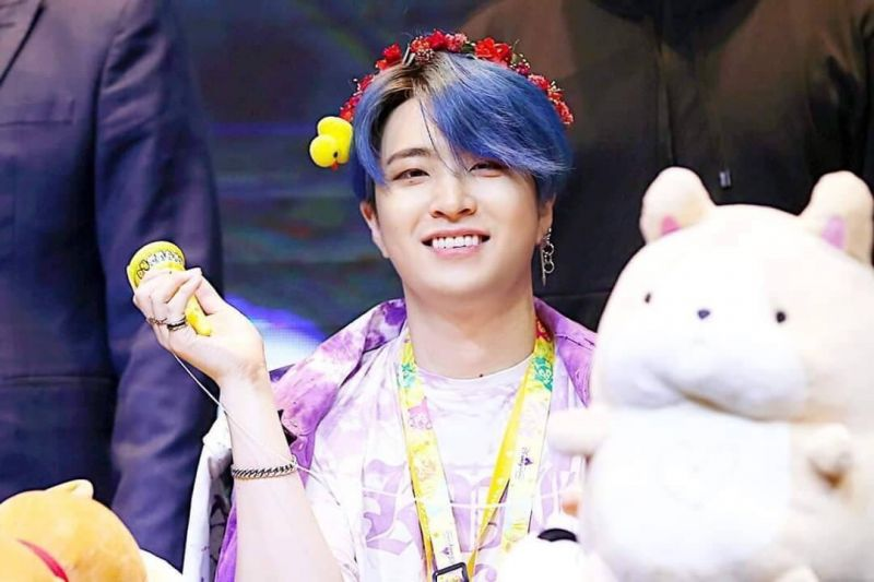 YoungJae GOT7 #OurGravityYoungjaeDay